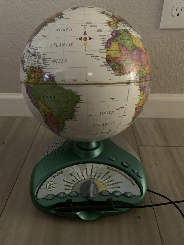 Leap frog globe