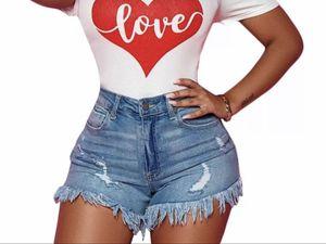 Fringe Denim shorts for Sale in Fort Worth, TX
