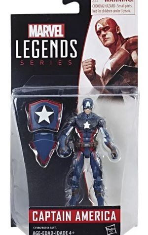 """Marvel's Legend Series Captain America- 3.85"""" Action Figure for Sale in Yonkers, NY"""