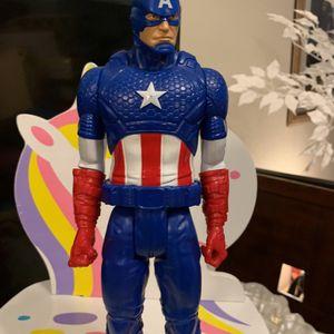"""MARVEL Captain America 11"""" for Sale in El Cajon, CA"""