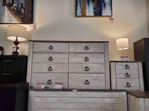 Dresser, Whitewash for Sale in Norwalk, CA