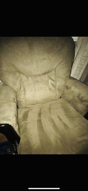 Shermag Glider Chair and Ottoman combo for Sale in Jamestown, NC