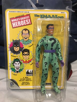 The Riddler 8 inch Action figure for Sale in Federal Way, WA