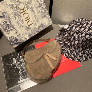 2019 famous designer womens handbag new letter shoulder bag high quality genuine leather Messenger bag luxury saddle bag 01 for Sale in West Hollywood, CA