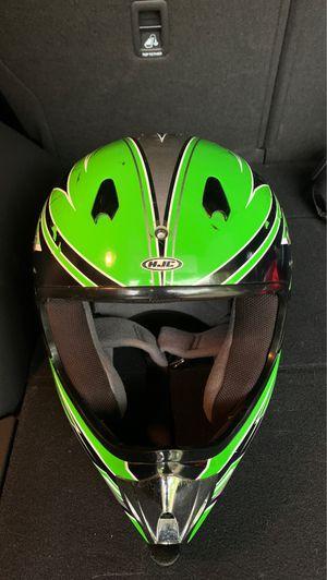 dirt bike riding helmet for Sale in Georgetown, TX