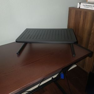 Monitor Stand Riser with Vented Metal for Computer, Laptop, Desk, Printer with 14.5 Platform 4 Inch H for Sale in San Diego, CA