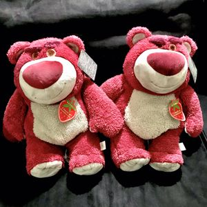 Disneyland Lotso Plush (Only 2 Left !)( Valentines Day Coming Soon ) for Sale in Monterey Park, CA