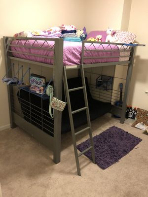 Rooms to Go double loft bed for Sale in New Hill, NC
