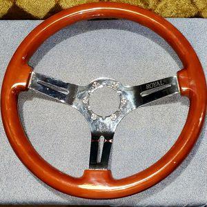 Royal Steering Wheel for Sale in Bensalem, PA