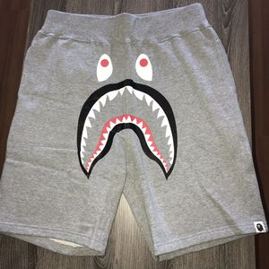 Bape A Bathing Ape Gray Shark Sweat Shorts, Sz XL and Sz XXL for Sale in Boston, MA