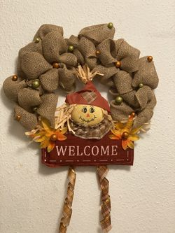 Fall wreath for Sale in Houston,  TX