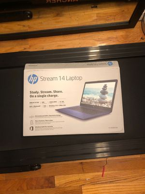 Hp laptop for Sale in Brooklyn, NY