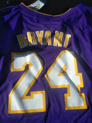 NEW Lakers jerseys 2XL $400 EACH for Sale in Whittier, CA