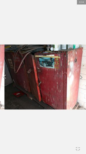 Flammables cabinets fire cabs for body shops, painters etc. for Sale in San Diego, CA