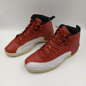 Air Jordan 12 Retro 'Gym Red' 130690-600 Men's Shoes Size 10.5 for Sale in Bedford, TX