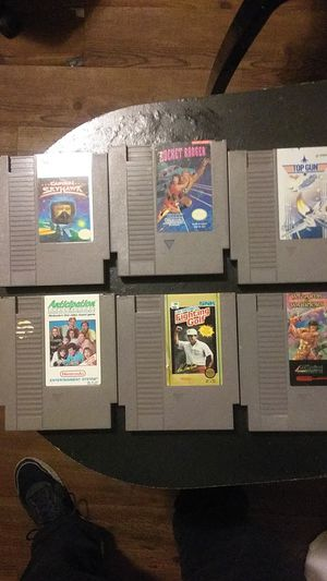 NES Games Lot of 25 for Sale in Denton, TX