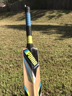 Cricket Bat - Tape ball Puma Bat for Sale in Lilburn, GA
