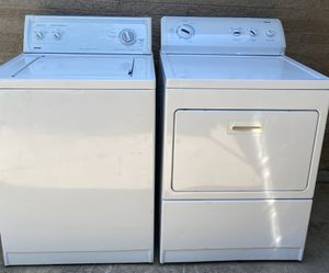 KENMORE WASHER AND DRYER for Sale in Farmers Branch, TX