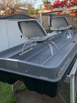 Bass Pro Shops Pond Prowler Fishing Boat for Sale in Glendora,  CA