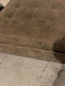 Brown Ottoman for Sale in Salem,  OR