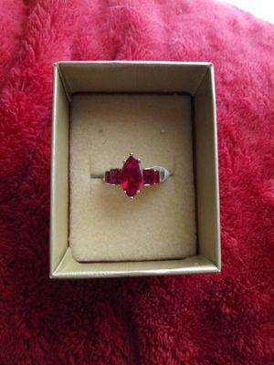 Genuine Ruby Ring for Sale in Rustburg, VA