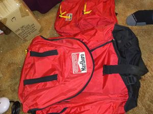 Marlboro Adventure Vintage Promo Hiking Backpack Travel Bag for Sale in Chesterfield, MO