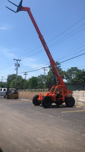 Forklift sky trak for Sale in Braintree, MA