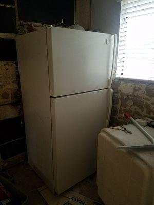 Whirlpool Fridge, Dishwasher, Elec Range w/ hood for Sale in San Diego, CA