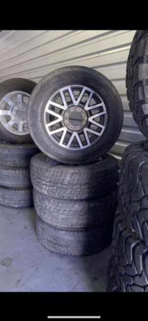 F250 wheels for Sale in Lynwood, CA