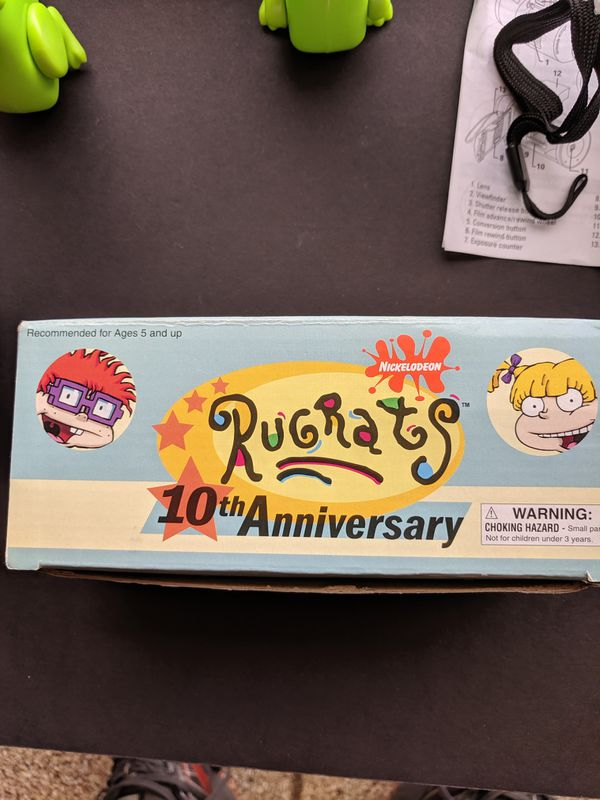Nickelodeon Nostalgia Pack