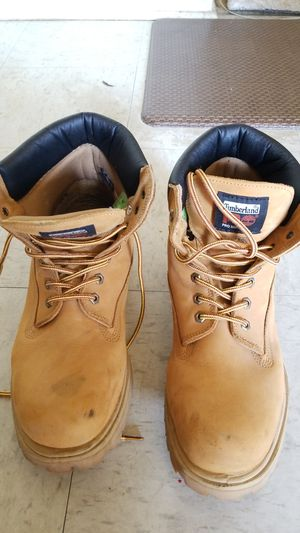Timberland Steel Toe (PRO) Boot For Construction Site. Size 12 for Sale in Bladensburg, MD