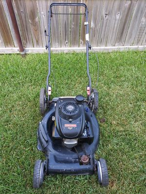 Craftsman Self Propelled Lawn Mower for Sale in Fort Worth, TX
