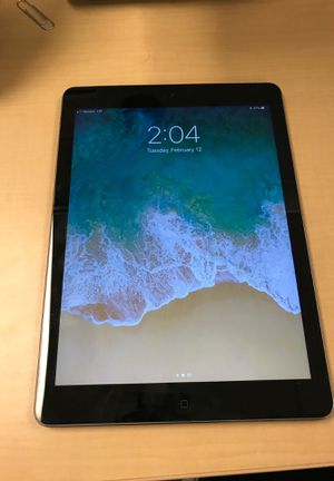 iPad Air 1st gen 16GB Cellular for Sale in Los Angeles, CA
