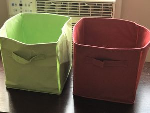 Set of 2 - Storage Organizers for Sale in Chicago, IL