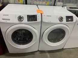 Samsung washer & (electric) dryer for Sale in Peoria, AZ