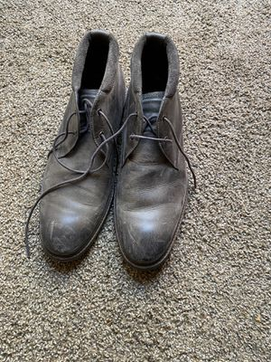 COLE HANN LEATHER MENS BOOTS for Sale in Pasadena, CA