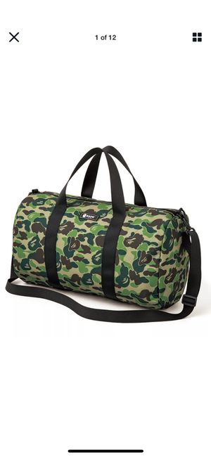 Bape duffle bag spring 2020 for Sale in Brea, CA