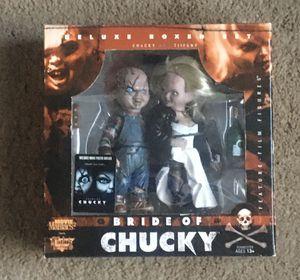McFarlane Movie Maniacs Chucky Box Set for Sale in Livonia, MI