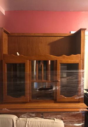 Wooded Kitchen China cabinet for Sale in Pacifica, CA