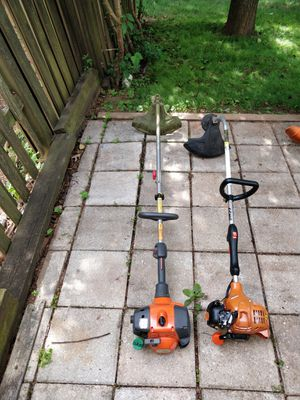 Husqvarna 128CD and Echo GT-225 for Sale in Herndon, VA