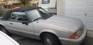 92 Ford Mustang lx for Sale in Redlands, CA