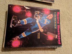 1969 sports illustrated St Louis Blues for Sale in Corinth, ME