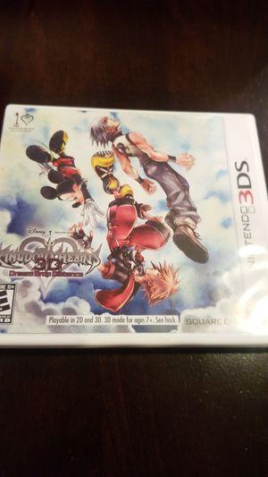 Nintendo 3DS Game - Kingdom Hearts 3D Dream Drop Distance for Sale in Las Vegas, NV