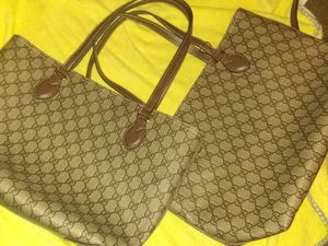 Gucci bag by Separately or as a set $400 a piece for Sale in St. Louis, MO