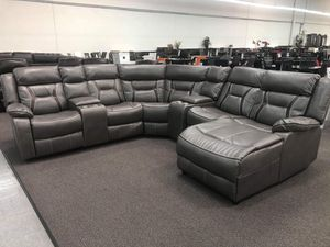 Recliner sofa set for Sale in Hesperia, CA