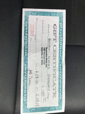 Dig for gems ticket for two to Oceanview Mines for Sale in Fallbrook, CA