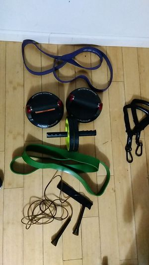 A few exercise equipment for sale for Sale in Queens, NY