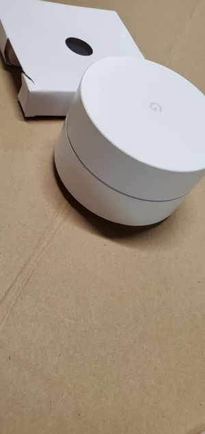 Google Wi-Fi Home Wi-Fi System for Sale in Wylie, TX