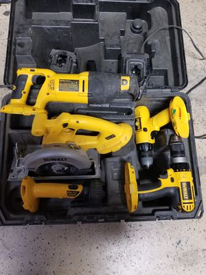 Dewalt 18 volt power tools for Sale in Mesa, AZ
