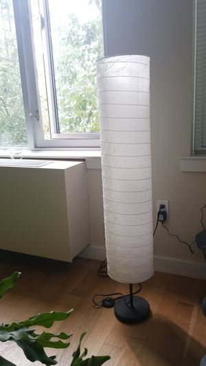 IKEA HOLMO floor lamp for Sale in New York, NY